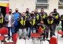 Motoboy Sem Frio 2021   Ação do SindimotoSP realiza doações de mais de 400 jaquetas