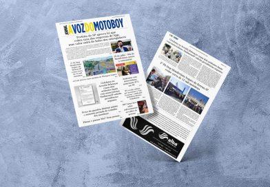 A Voz do Motoboy   Edição nº 125 destaca lei que poderá prejudicar seriamente os Entregadores