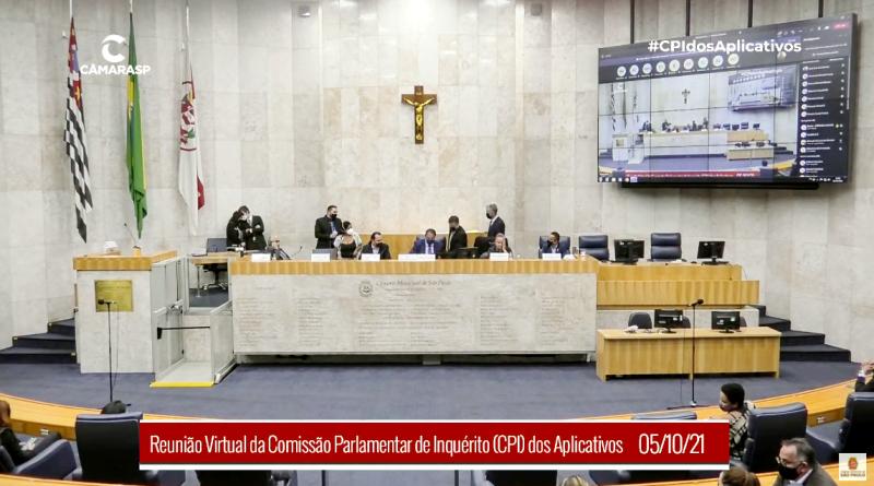 CPI dos Aplicativos   Momentos de tensão marcam audiência de votação dos requerimentos