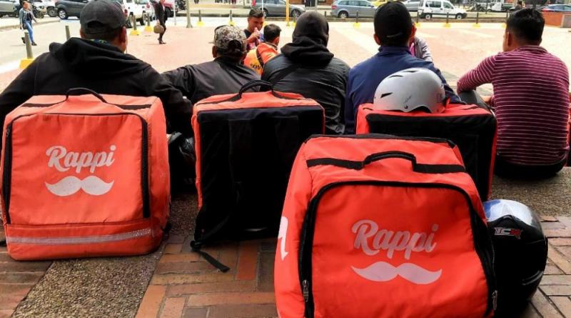Fiscais concluem que entregadores são funcionários da Rappi e devem ter carteira assinada